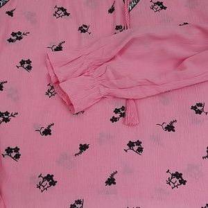 H&M Tops - H&M Divided Blouse Size 6